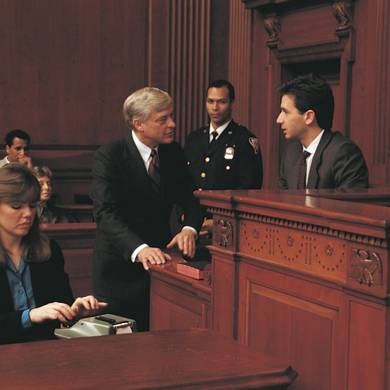 Forensic accountants often testify as expert witnesses.
