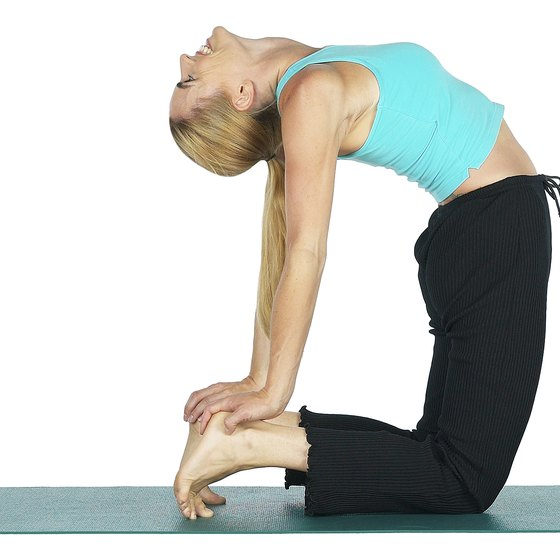 Important yoga poses include those ones that make you strong, flexible and balanced.