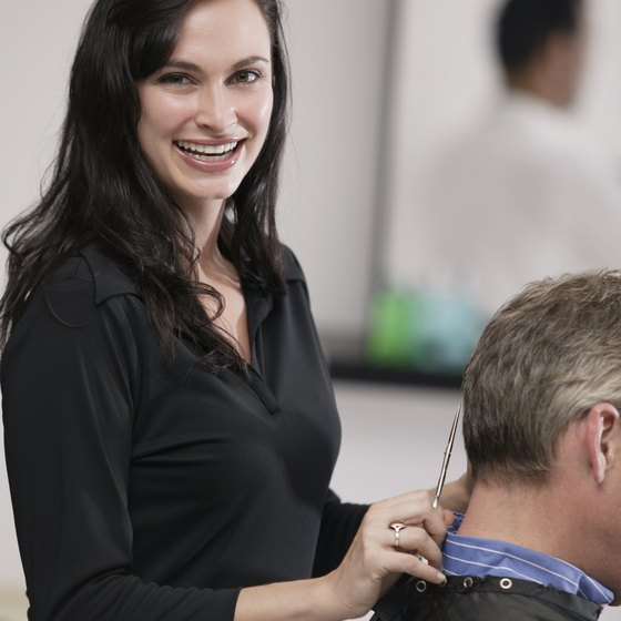 Stylists typically work as independent contractors.
