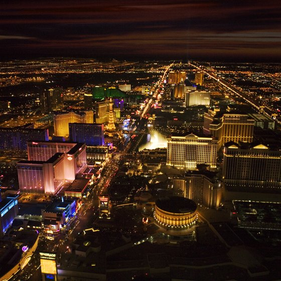 Las Vegas offers travel options for all vacation budgets.