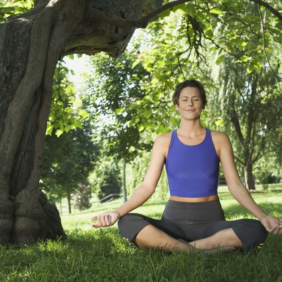 The relaxing effects of yoga offer benefits to your health.