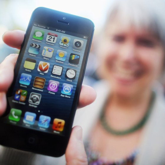 Smartphones such as the iPhone offer a number of advantages for businesses.