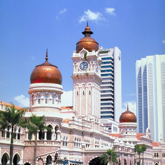 Kuala Lumpur offers both modern and historic attractions for kids.