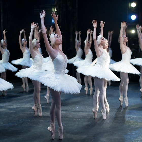 "Better breathing can help ballet dancers through challenging ballets such as ""Swan Lake."""