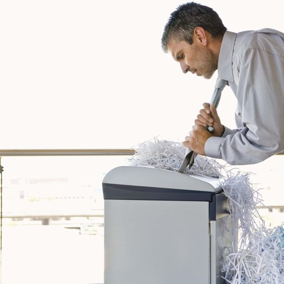 While useful, paper shredders can pose a threat to you and your family.