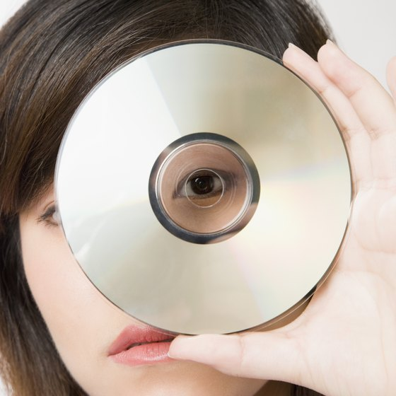 A Mac computer can copy data from a CD made in Windows.