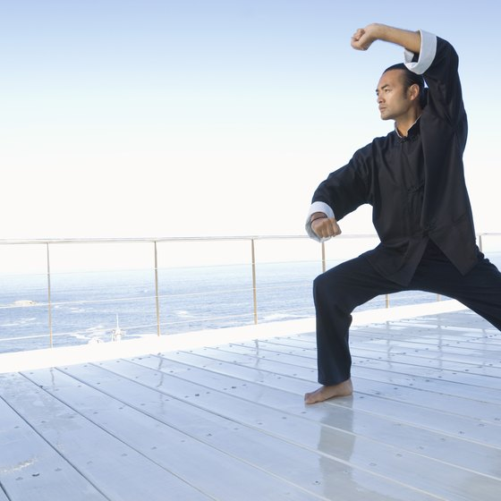 Katas have long been a part of the karate discipline.