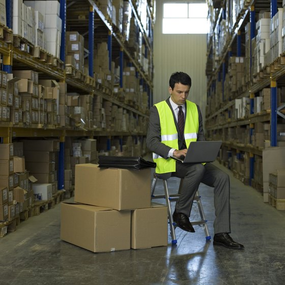 Inventory management helps businesses ensure products are available for delivery to customers.