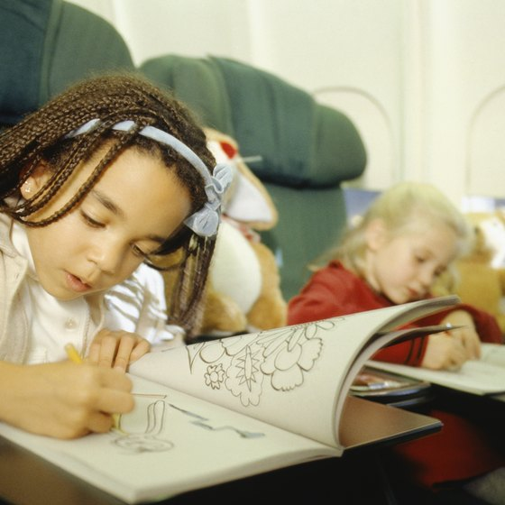 British Airways has a rigid policy about unaccompanied minors on flights.