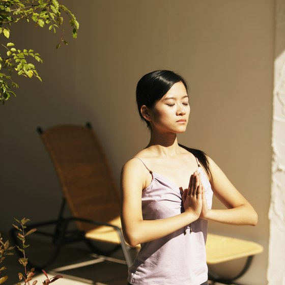 Greet each day with gentle stretches to warm up your body and mind.