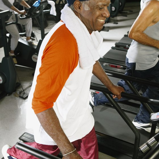 Among six popular cardio machines, treadmills are the most effective for energy expenditure.