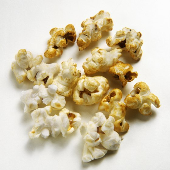 Caramel popcorn can be a sweet treat -- and a great business opportunity