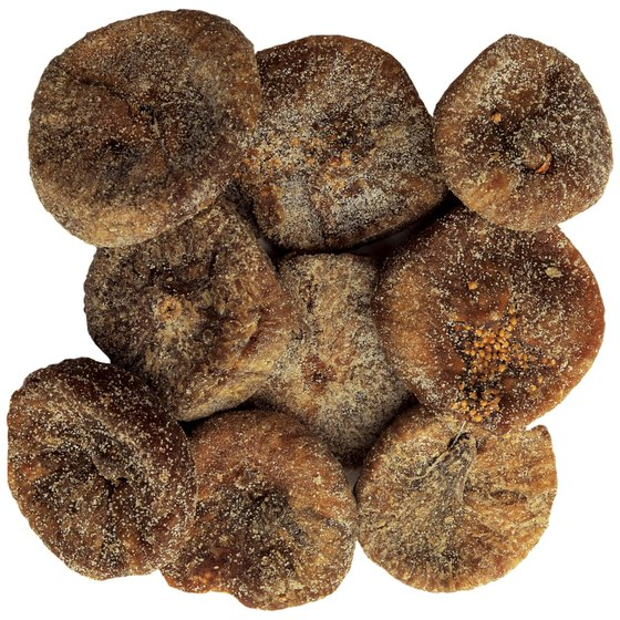 Enjoy three dried figs as a snack for an astonishing 10.5 grams of fiber.