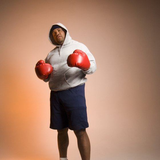 Many boxing-centric workouts help you lose weight.