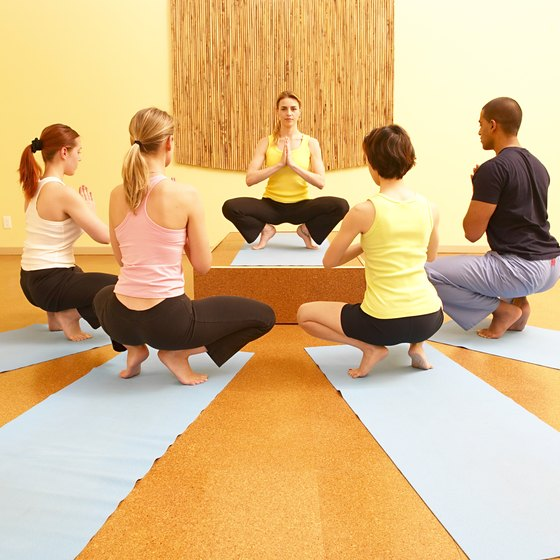 Certain yoga poses strengthen your pelvic floor.