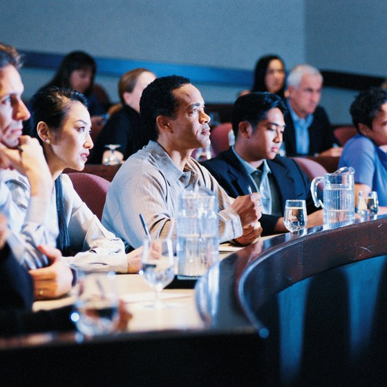 Use seminars for networking and marketing your services.