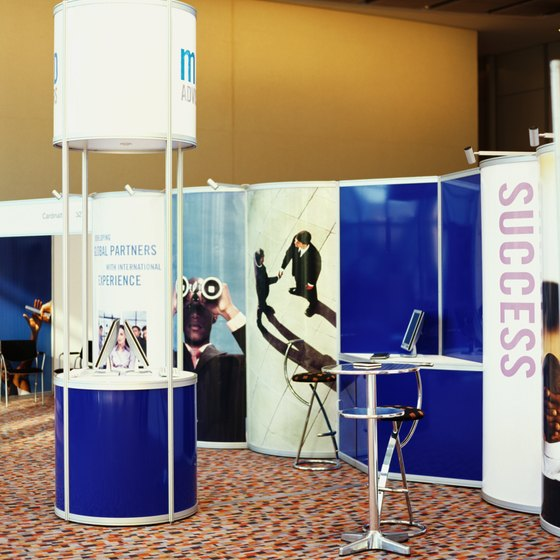 Trade Show Booth Etiquette : How to have a successful booth your business