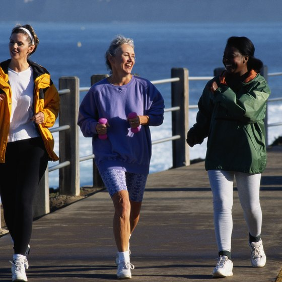 Power walking vs. jogging doesn't have to be an either/or proposition.