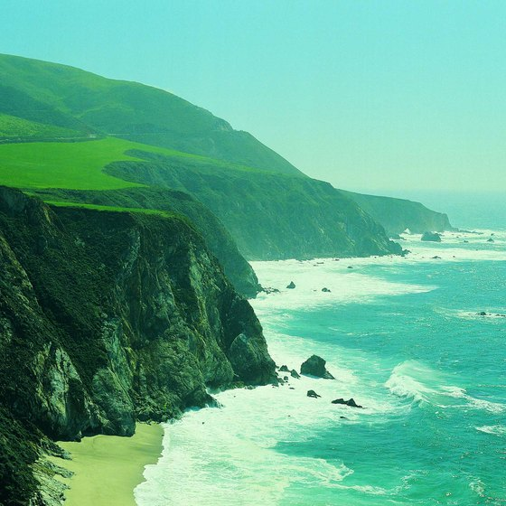 Famed writers Henry Miller and Jack Kerouac found inspiration in Big Sur.