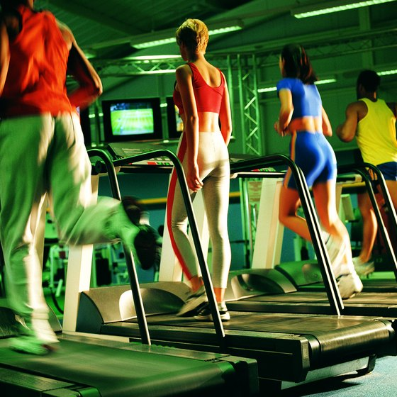 The treadmill is an exercise machine that can help you lose weight steadily.