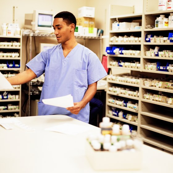 Customer service can be an integral part of a discount pharmacy's marketing plan.