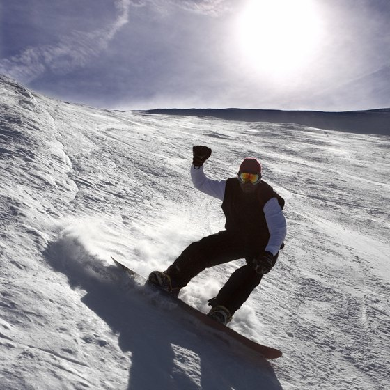 A healthy, high-energy diet can greatly increase your enjoyment on the slopes.