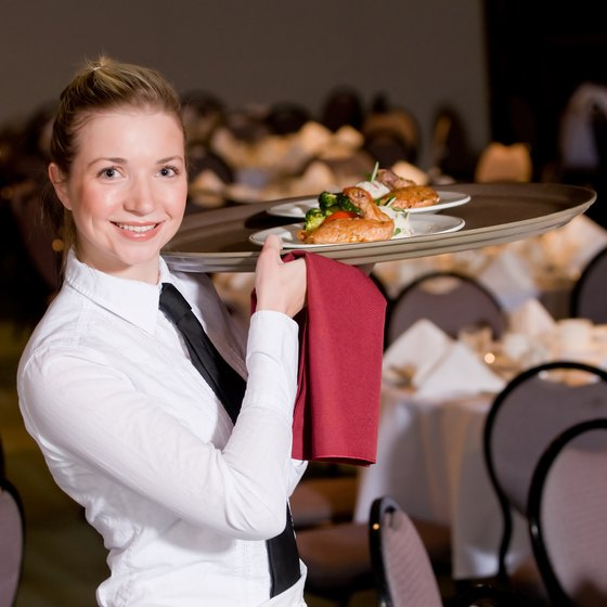 Smart banquet planning covers all the bases, from reservations to bill presentation.
