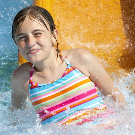 Cool off during a Miami summer by heading to one of the city's water parks.
