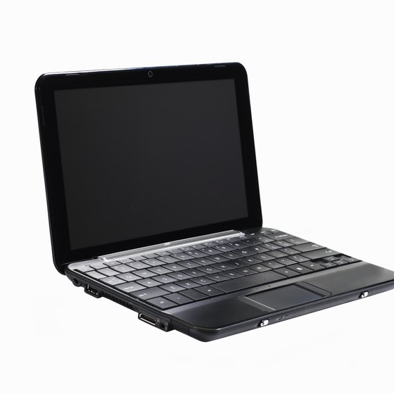 Look up an HP laptop model number using the serial number.