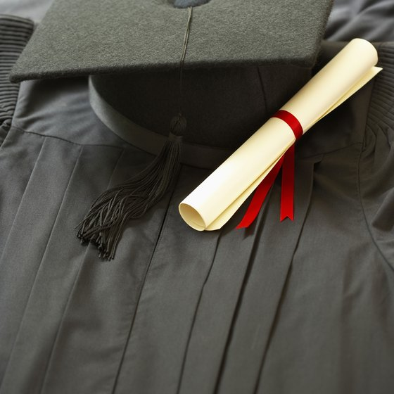 With successful advertising, you can draw greater support for your graduation.