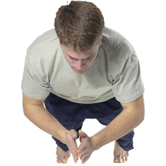 Pushups with claps involve eccentric and concentric muscle actions.