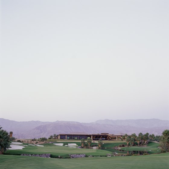Palm Desert is one of nine cities in the Coachella Valley.