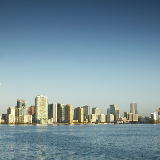 Many of Miami's top attractions are found in or near downtown.
