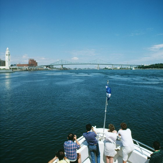 River cruises offer an initimate cruise experience.