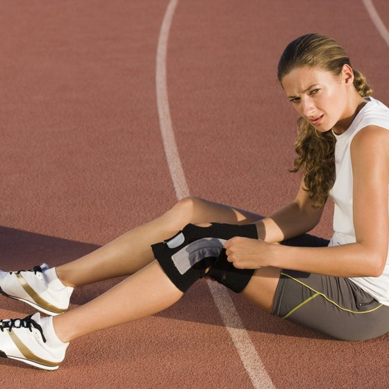 When an injury is more than simple soreness, skip your workout.