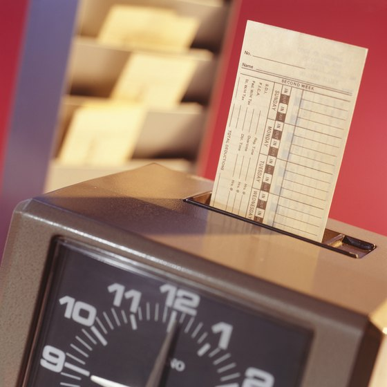 Computerized timekeeping cuts costs over manual timekeeping, but there are disadvantages.