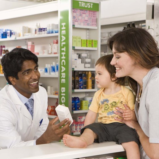 Successful pharmacies position themselves as a community healthcare resource.