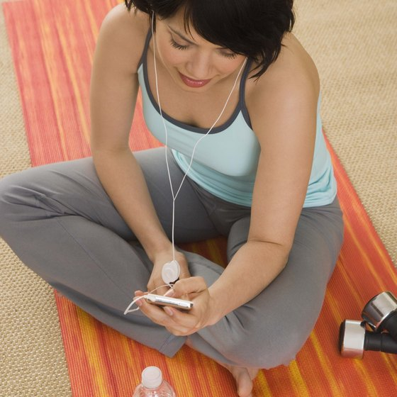 The right playlist can have an effect on your yoga class.