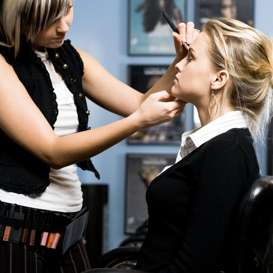 Cosmetologists can use a variety of platforms to spread the word about their beauty-related services.