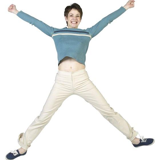 Jumping Jacks Are A Simple Do Anywhere Cardiovascular Move