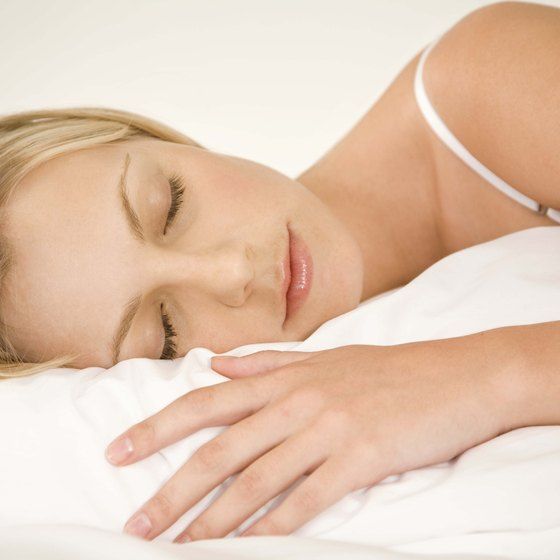 Sleep helps recharge your endurance batteries.