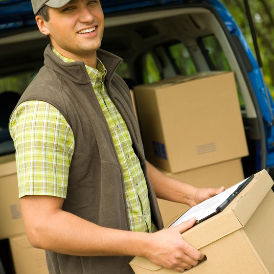 Ask your drivers to carry business cards and brochures in case prospects want more information.