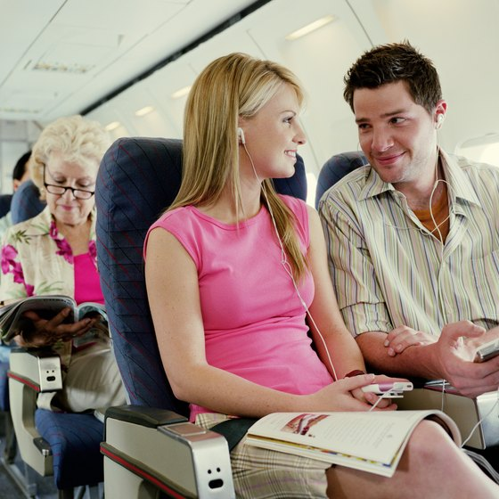 Pack a travel-size bottle of moisturizer to avoid dry skin from flying.