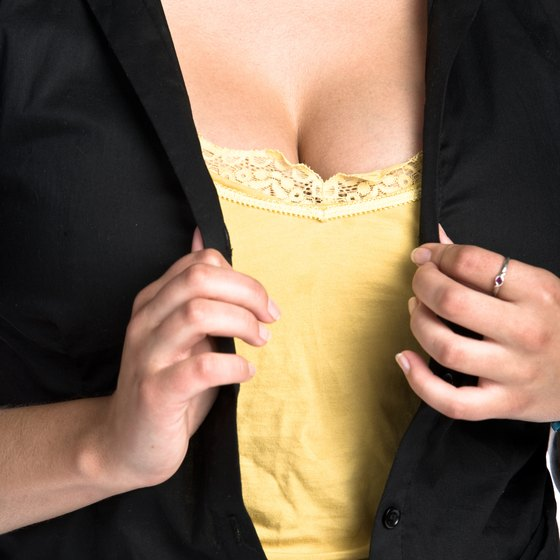 Breast fat does more than make it hard to button your shirt.