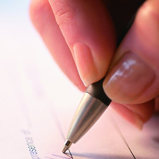 Signing a loan note as a corporate officer should protect you from having personal liability for repayment.