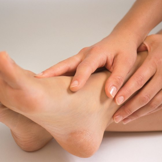 Exercise can help strengthen your toes and feet.