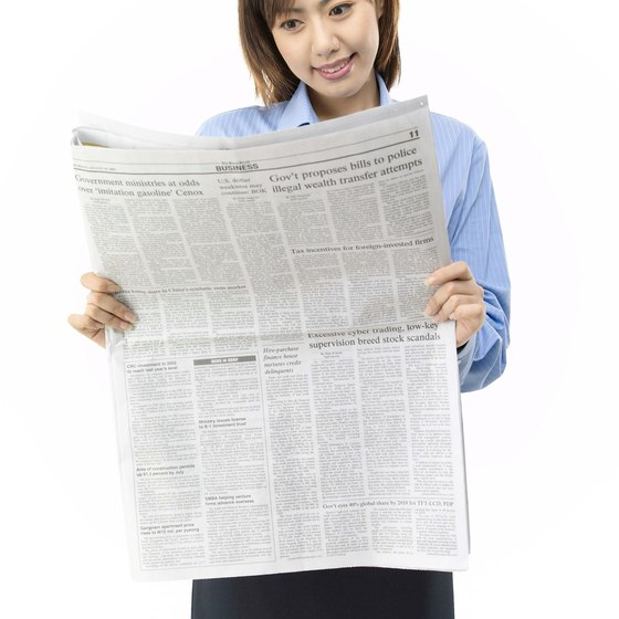 Newspapers might offer free space if your sponsors advertise regularly with them.