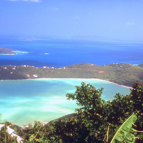 St. Thomas is an easily accessible getaway from the continental U.S.