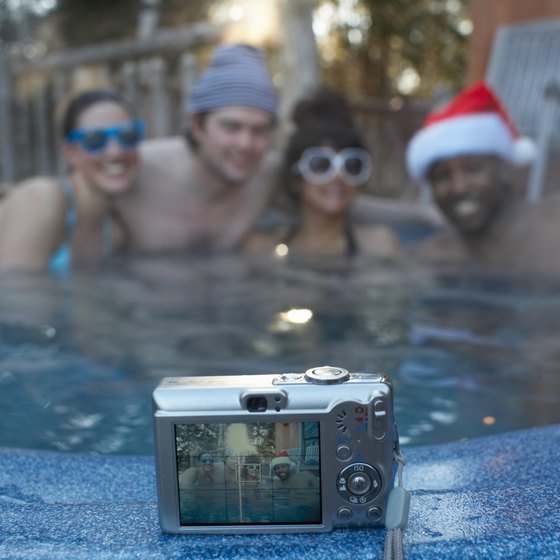 Check the safety of your Jacuzzi water before indulging in party fun.