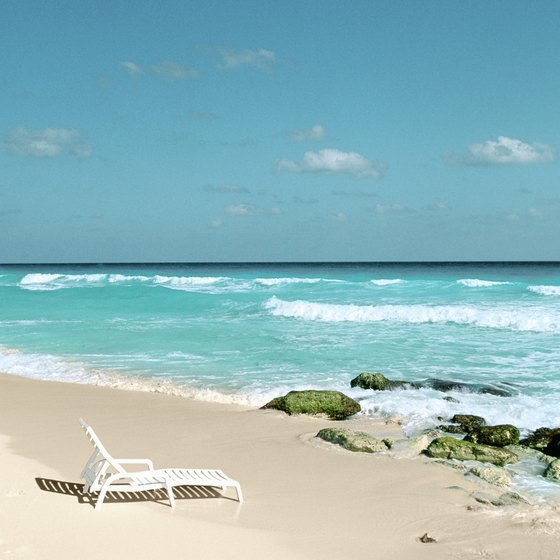Cancun's hotel zone has dozens of all-inclusive resorts, in a variety of price ranges.